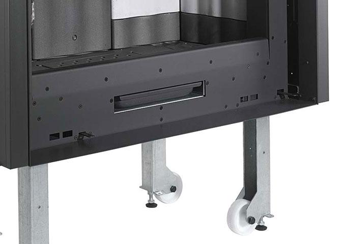Monoblocco 1000 Piano Crystal 10kWv