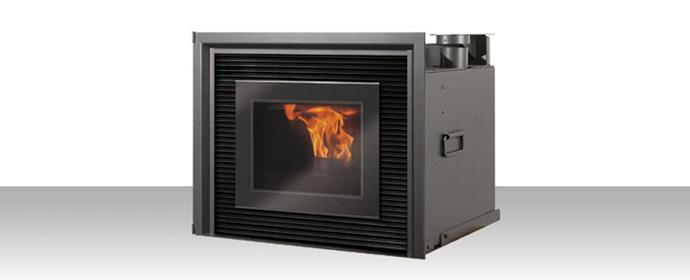 Pellet Burning Inserts - Air Models
