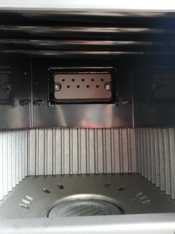 TermoRossella Plus Forno D.S.A. 13,5kW